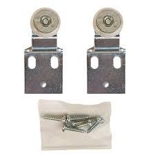 Slide-Co Offset Ball Bearing Wheel Adjustable Bypass Door Roller ...