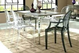 acrylic dining room chairs. Fine Dining Gallery Acrylic Dining Room Chairs And G