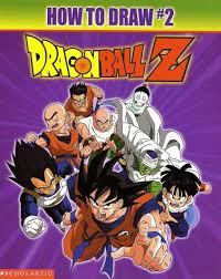dragonball z how to draw 2 dragonball z b s watson 9780439342438 amazon books