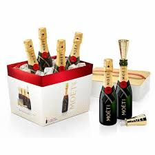 moet chandon brut imperial chagne mini 6 pack