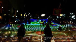 Kyoto Christmas Lights Christmas Lights In Kyoto Station 2017 12 14