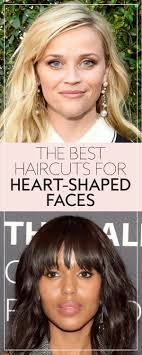 Heart Shaped Hair Style the best haircuts for heartshaped faces instyle 3938 by wearticles.com