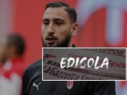 Calciomercato: La Juve stringe per Donnarumma, il Milan ha il piano B con  Maignan - Eurosport