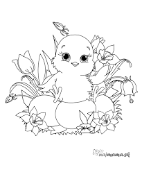Explore Easter Coloring Pages Chicken And
