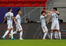 L'Argentina affonda l'Uruguay con Guido Rodriguez, vince anche il Cile -  Gazzetta del Sud