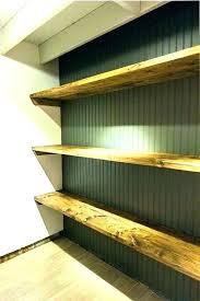 simple storage shelves plans how