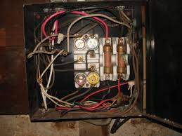 photos professional home inspection llc outdated fuse panel