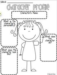 dec03831b9bb34eebd2a7021915b9e0b boy character character profile 140 best images about 3rd grade reading on pinterest schema on antecedent worksheets