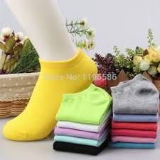 20pcs=<b>10pairs</b>/<b>lot women</b> cotton socks summer cute candy color ...