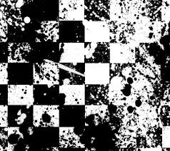cool punk backgrounds  black and white pattern wallpaper