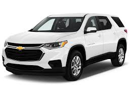 2018 Chevrolet Traverse (Chevy) Review, Ratings, Specs, Prices ...