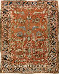 classy design orange persian rug creative ideas rugs orange persian rug