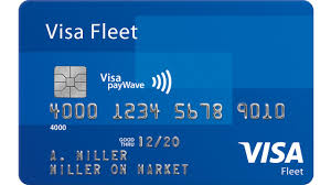 mastercard fleet card visa fleet card