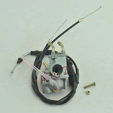 yamaha qt50. carburetor w/ throttle cable for yamaha motorcycle yf60 qt50 pw50 y-zinger qt50 w