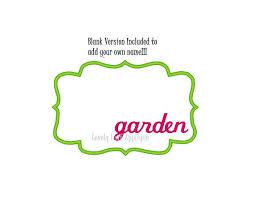 Design Your Own Garden App Stunning DIGITAL ITEM Grandma's Garden Embroidery Design Set Etsy