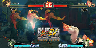super street fighter 4 arcade edition game pc download pc cd