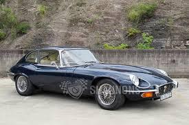Sold: Jaguar E-Type V12 'Manual' 2+2 Coupe Auctions - Lot 24 ...