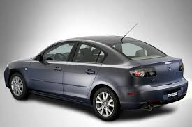 2007 Mazda MAZDA3 - Information and photos - ZombieDrive