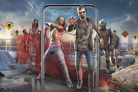 The Walking Dead Pokemon Go-style AR game is out now