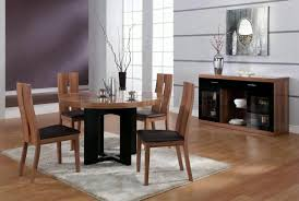 Round Dining Table For  Modern Starrkingschool - Round modern dining room sets