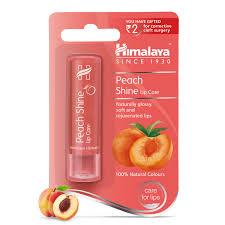 Персиковый <b>блеск</b>-<b>бальзам для губ</b> (Peach Shine Lip Care), 4.5 г ...
