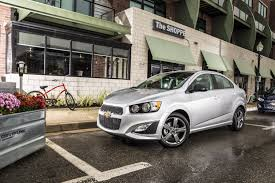 2016 Chevy Sonic Price Grows Slightly | GM Authority