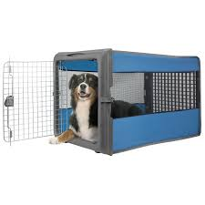 Designer Crates And Cages Large Dog Crate Kennel Travel Soft Cage Big Portable Pop Up Collapsible Folding