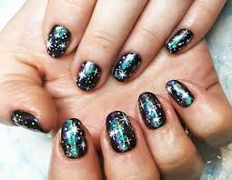 How to Do Galaxy Nails Art: Best Design With Tutorial | LadyLife