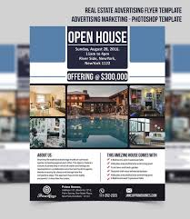 open house flyers template flyer template publisher real estate advertising flyer open house