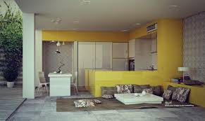 Yellow Kitchen Wallpaper Design 20 Yellow Accent Kitchens That Really Shine Kitchen
