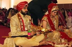 all about organizing a traditional sikh wedding