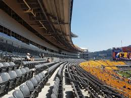 Pittsburgh Steelers Seating Guide Heinz Field