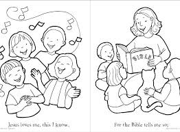 Jesus Loves Me Coloring Page Free Colouring Pages Is Love Sheets