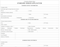 New Account Application Form Template Dazzleshots Info