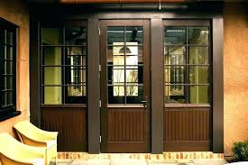 sliding patio doors with sidelights beautiful french door delights for wood sash amazing glass front clear indoor glass doors