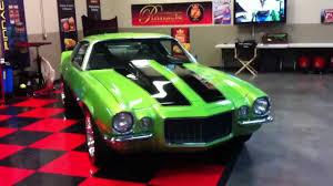 1970 1/2 Split Bumper Camaro - Show Car Finish by Machine at ...