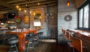Redwood Slab Dining Table Longleaf Lumber Redwood Restaurant