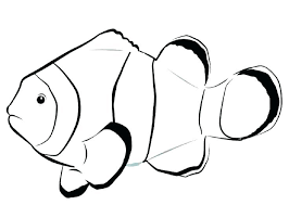 Fish Coloring Pages Small Fish Coloring Page Free Printable Rainbow