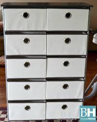 10 Drawer Storage Unit
