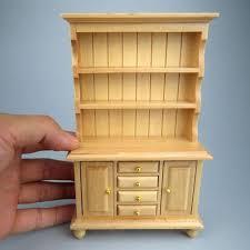 Image Etsy 112 Dollhouse Miniature Furniture Solid Wood White Wine Cabinet Showcase Dhgate White Wood Display Wine Cabinet Showcase 112 Dollhouse Miniature