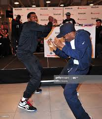 John Wall and a fan dance at the debut ...