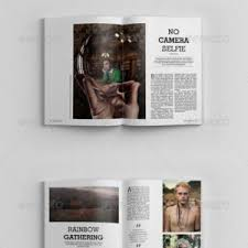 Indesign Magazine Magazine Layouts Archives Print Ad Templates