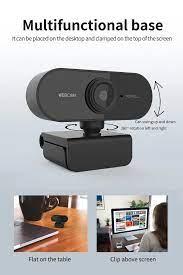 Insma Pc-01 HD 1080P USB Webcam (Yurt Dışından) Fiyatı