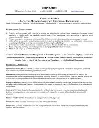 Facility Manager Resume Samples Pin By Shannon Stone On Dyi Sample Resume Resume Resume Templates