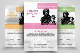 Donation Flyer Template Custom Charity Donation Flyer
