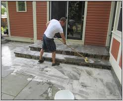 45 what to use to clean concrete patio how to clean a concrete patio crunchymustard timaylenphotography com