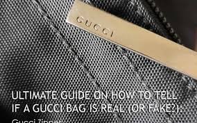gucci zipper. ultimate guide on how to tell if a gucci bag is real (or fake)? \u2013 zipper bagaholic 101!