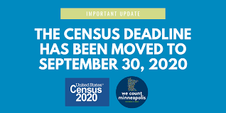The census represents an important fault line in the battle over structural racism and equity, with 31 of the year it takes place. Census Deadline Aug 4