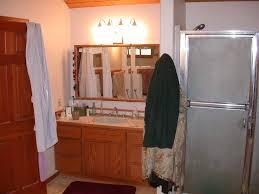 Artistic How To Install Shower Light Fixture Bathroom Light How To - Recessed lights bathroom