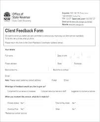 Luxury Student Feedback Form Template Word Leadership Certificate